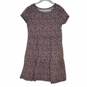 🎈Kids 2/$14🎈 Old Navy tiered dress Pink Large